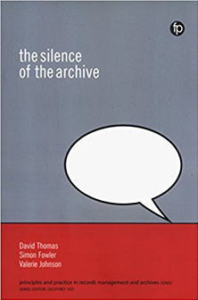 Book cover for The Silence of the Archive