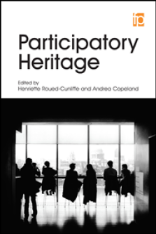 Book cover for Participatory Heritage