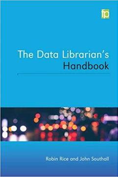 Book cover for The Data Librarian's Handbook