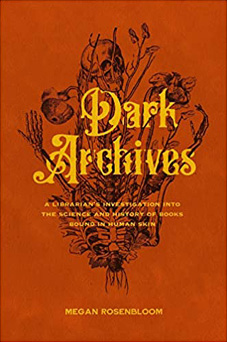 Book cover for Dark Archives